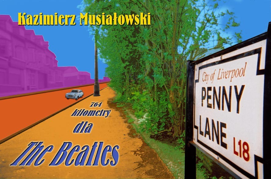 764 kilometry dla The Beatles
